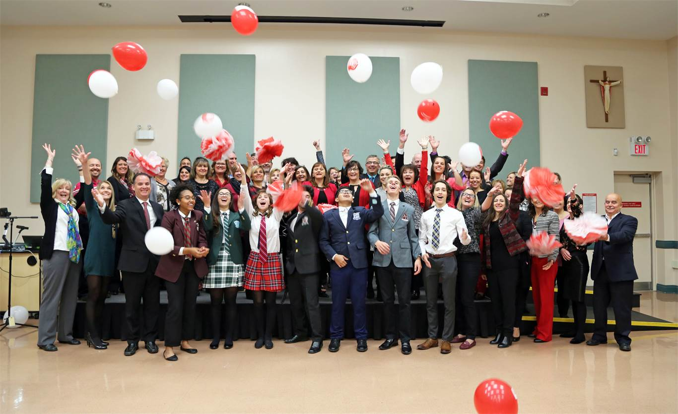 "HWCDSB attempts to ""Beat our Best"" in annual United Way employee campaign"