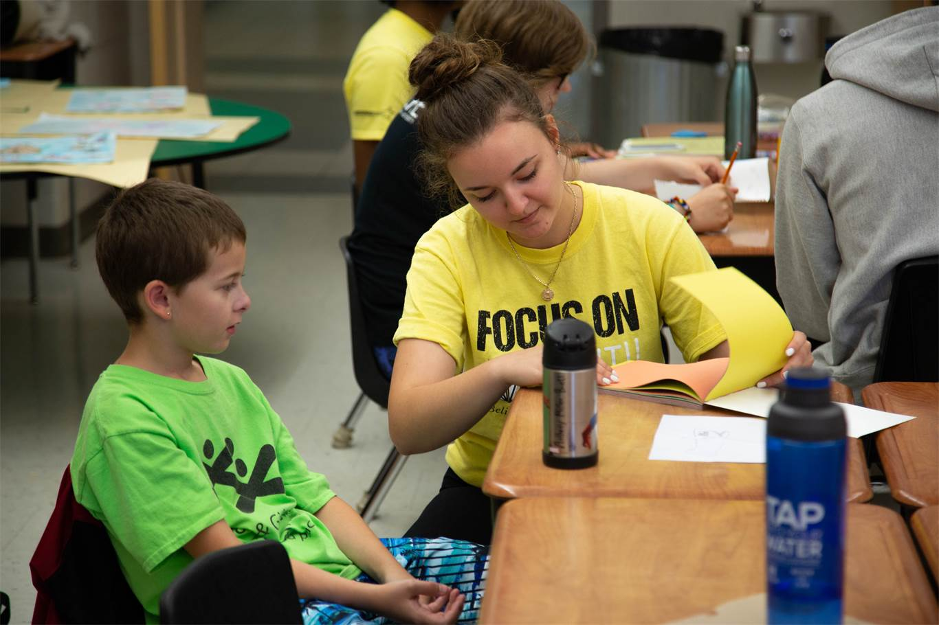 Cultural Arts camp kicks off Focus on Youth