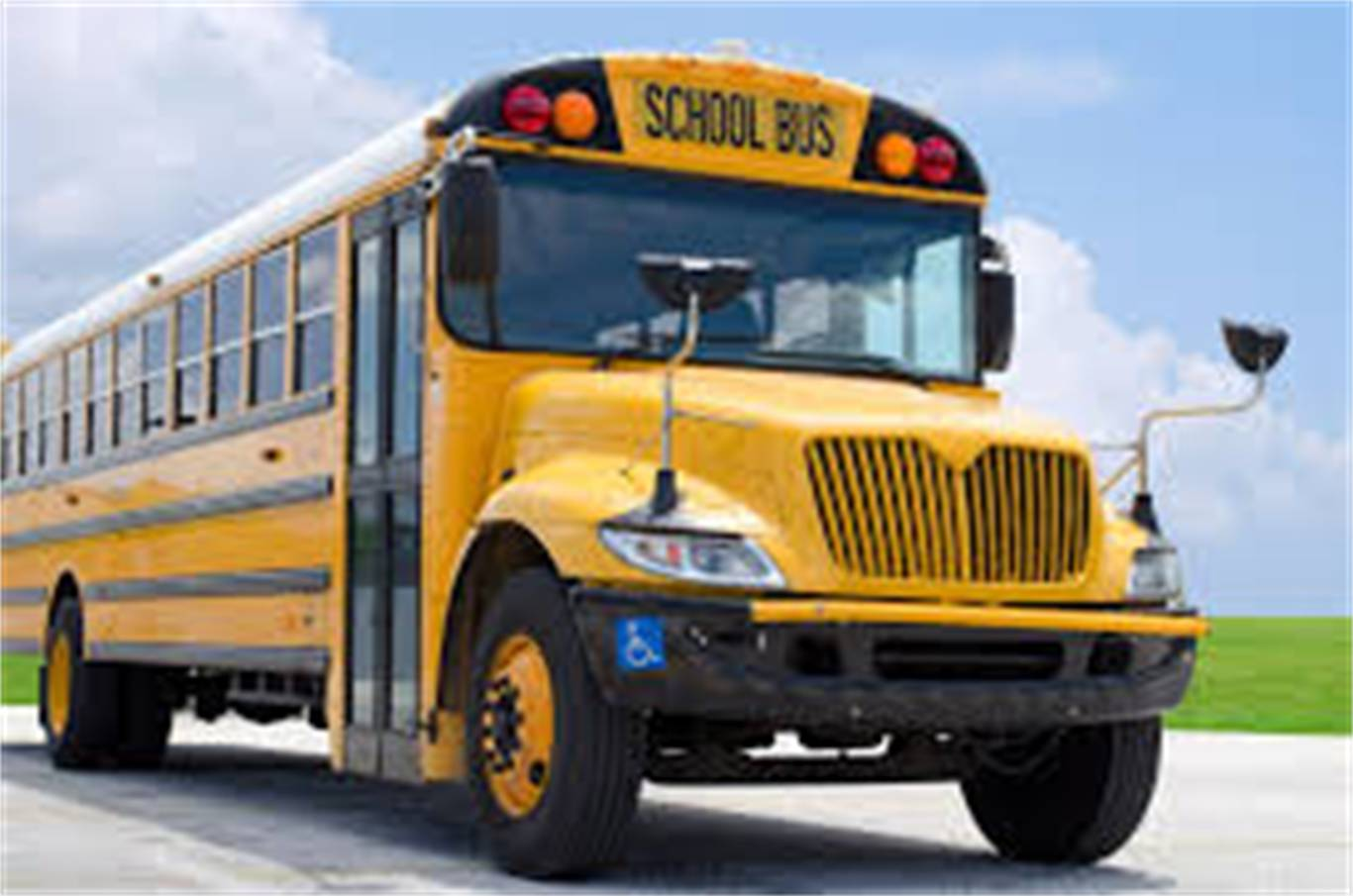 School Bus Cancellation Link and Bus Number Link