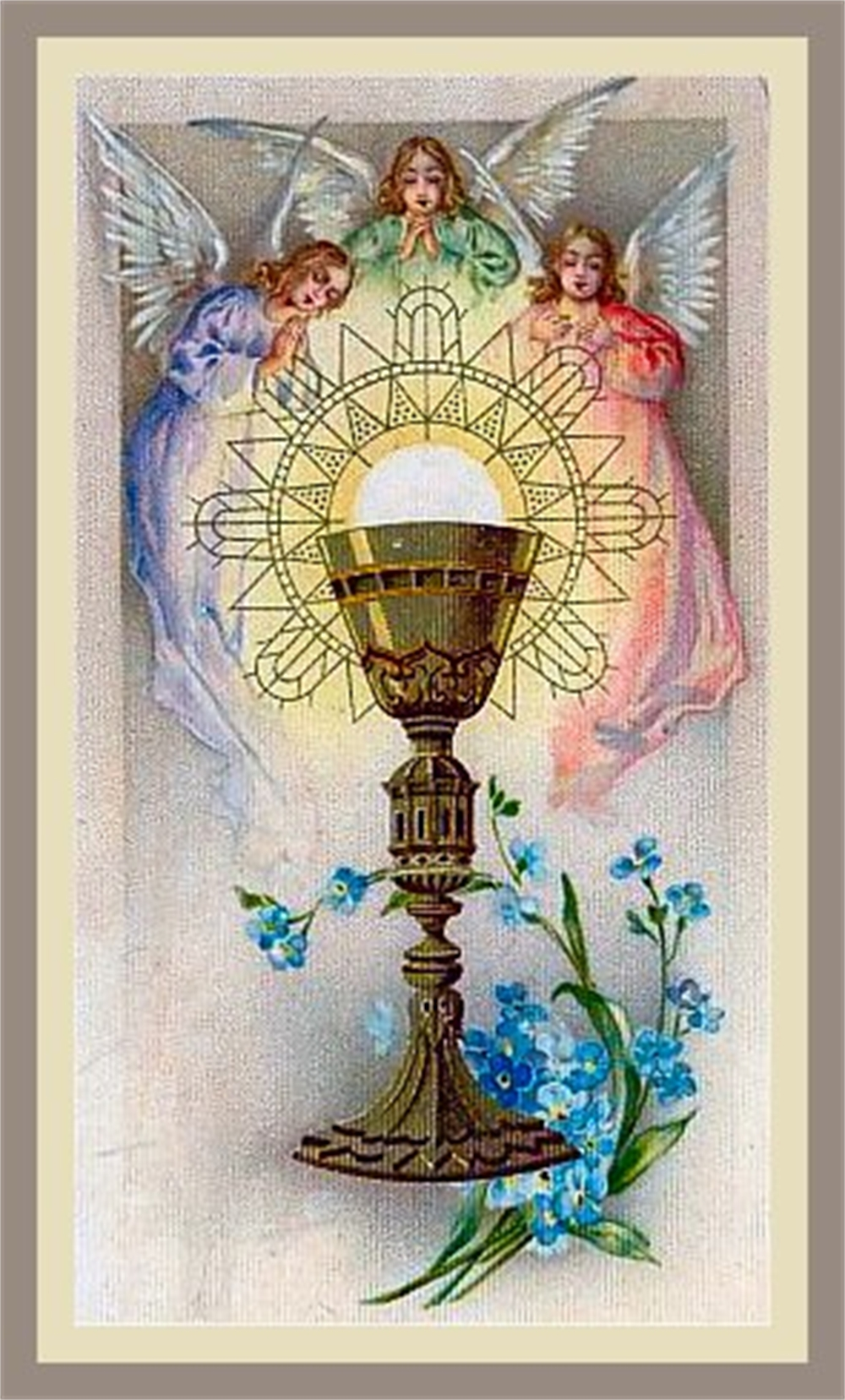 Faith In Action Contest - The Holy Eucharist